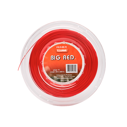 Tourna Big hitter Red 1,25