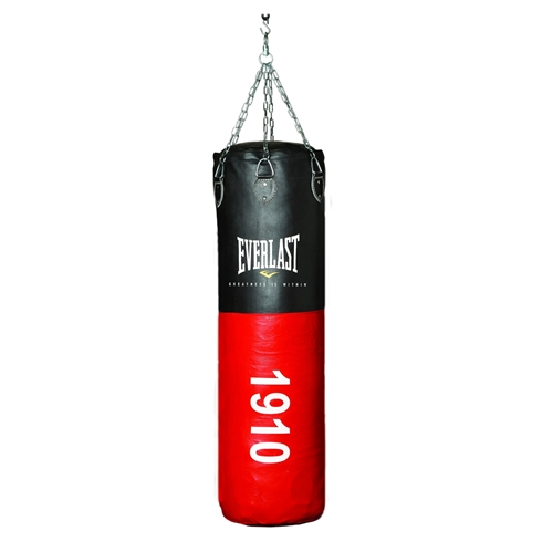 EVERLAST 1910 PREMIUM LÆDER HEAVY BAG